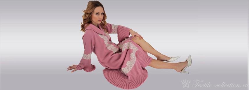 Домашние женские платья из джерси