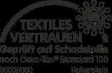 Сертификат OEko Tex 100 Standard